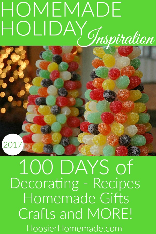 100 Days of Homemade Holiday Inspiration for 2017