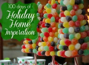 100 days of Holiday Home Inspiration