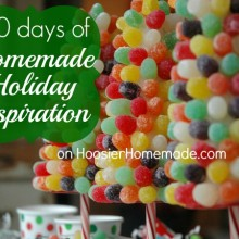 100 days of Homemade Holiday Inspiration