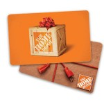 Home Depot $100 Gift Card Giveaway