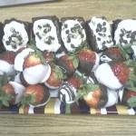 strawberries-and-brownies