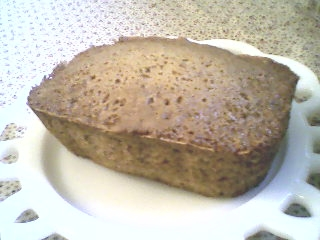 Zucchini Bread baked