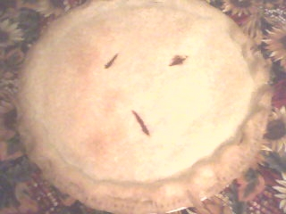 Apple Pie whole