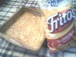 Not Just For Tailgating Dip~Cheesy Chili Dip