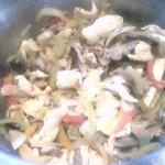 Chicken Beef Fajitas