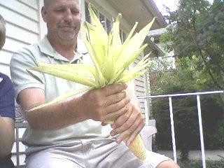 Corn shucking.4