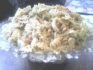 Mega Pasta Salad.6