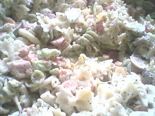 Mega Pasta Salad