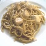Oriental Chicken & Noodles