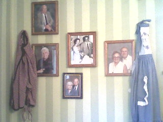 Grandparents Wall
