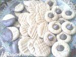 Peanut Butter Cookies ~ 3 ways