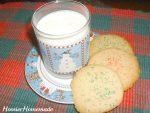 Christmas Cookies~Pearl Sugar Cookies~Day 2