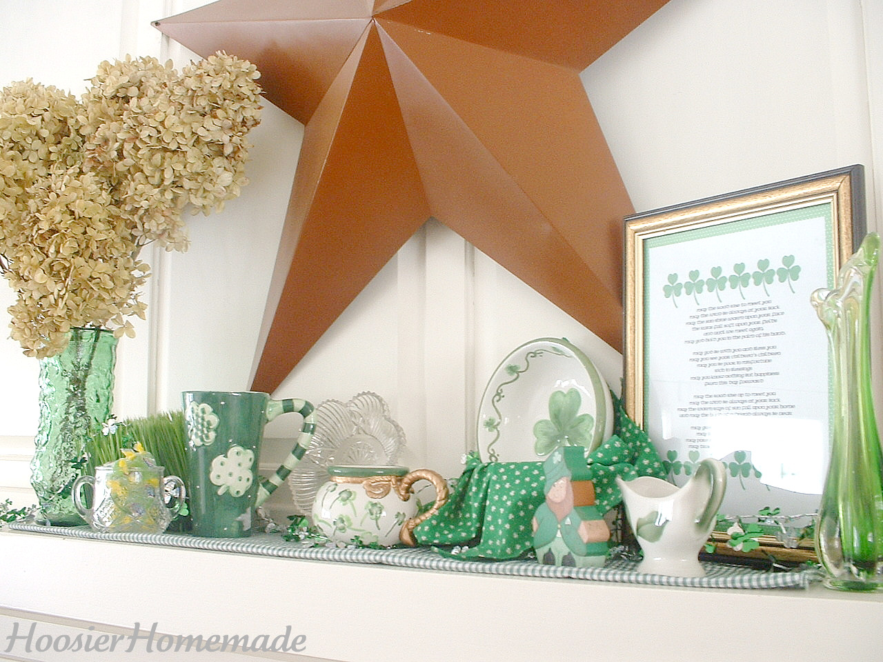 St patrick day on pinterest 21 pins for St patricks day decorations for the home