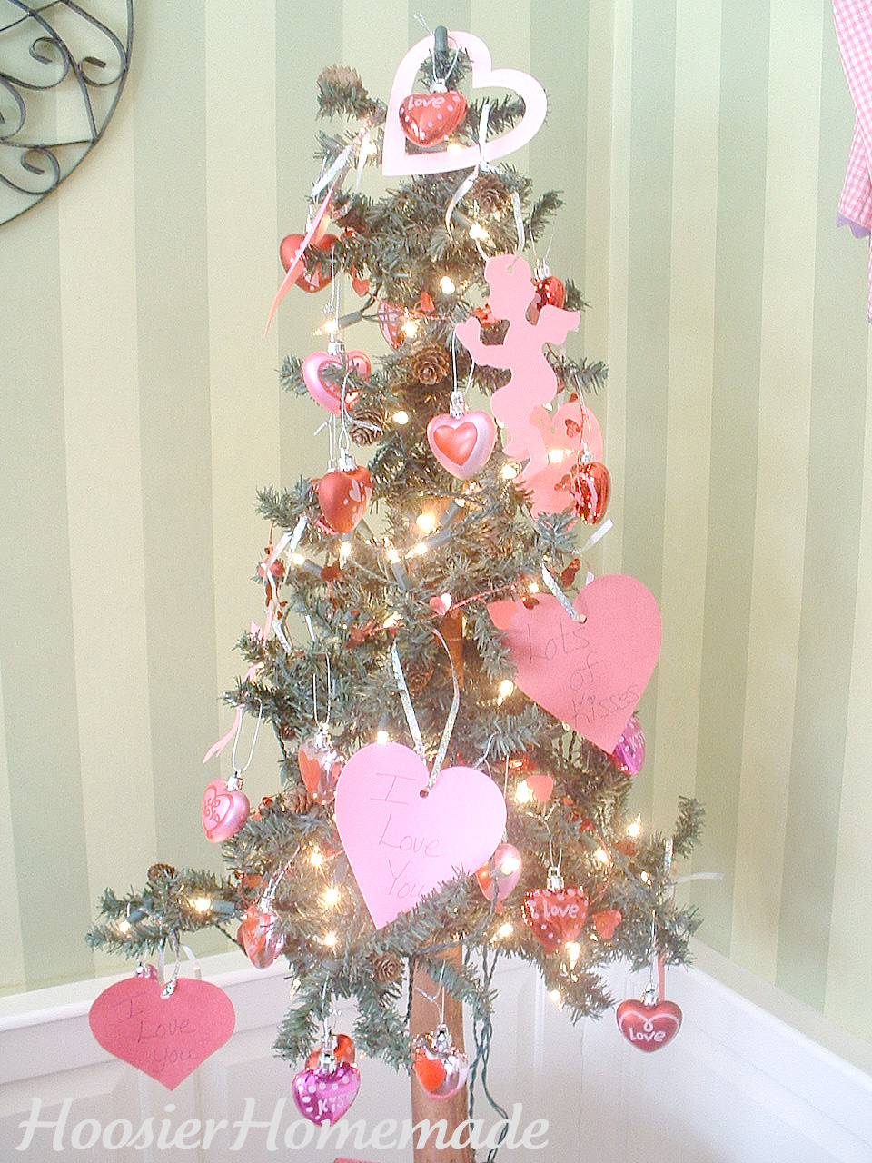 Valentine tree ornaments - Valentine Tree Ornaments 3