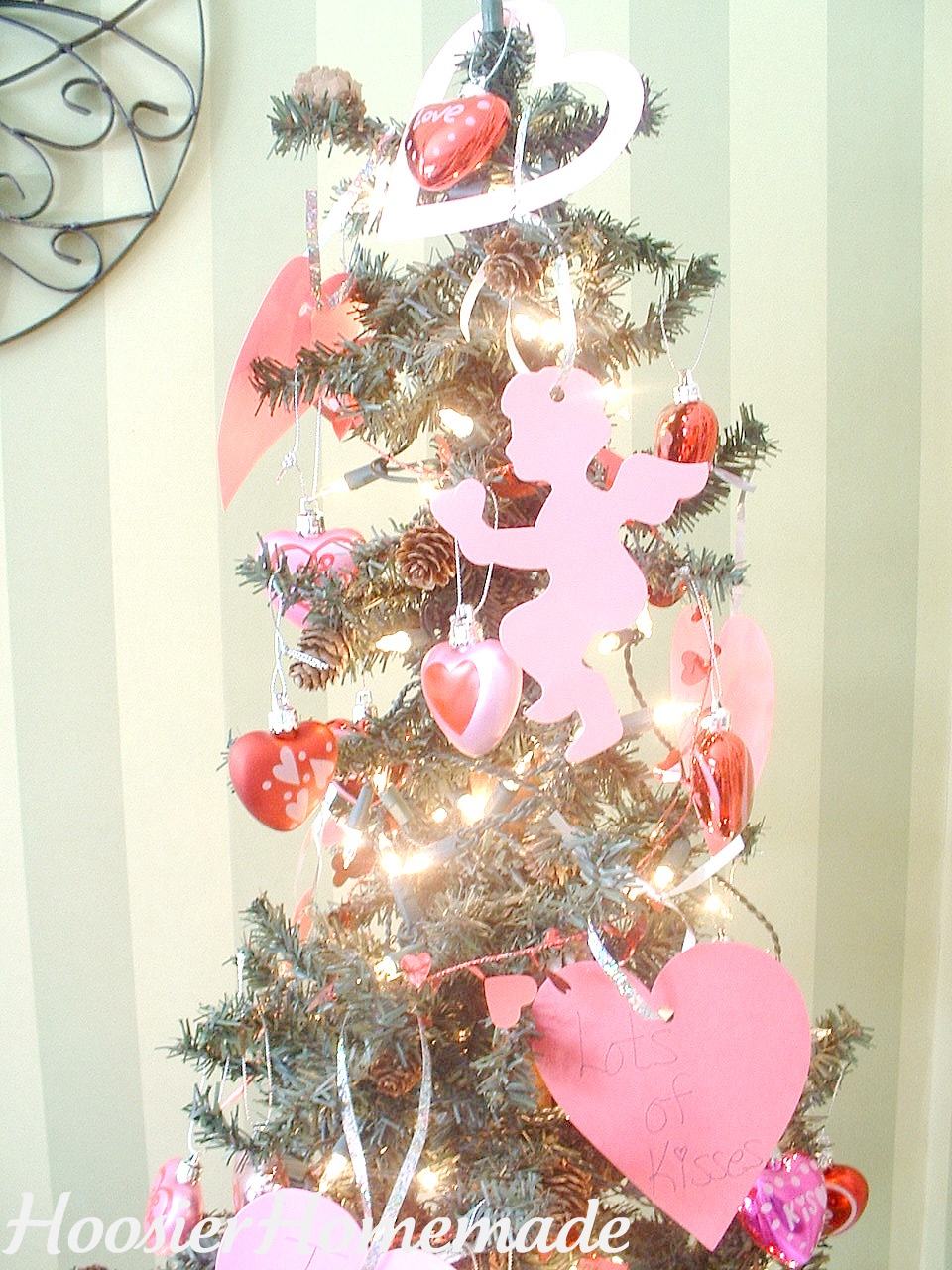 Stylpokecal Valentines Tree Decorations