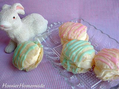 Luscious Cream Puffs