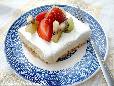 Ice Box Dessert