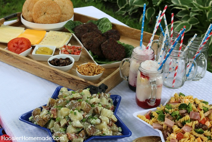 4th of July Cookout Ideas