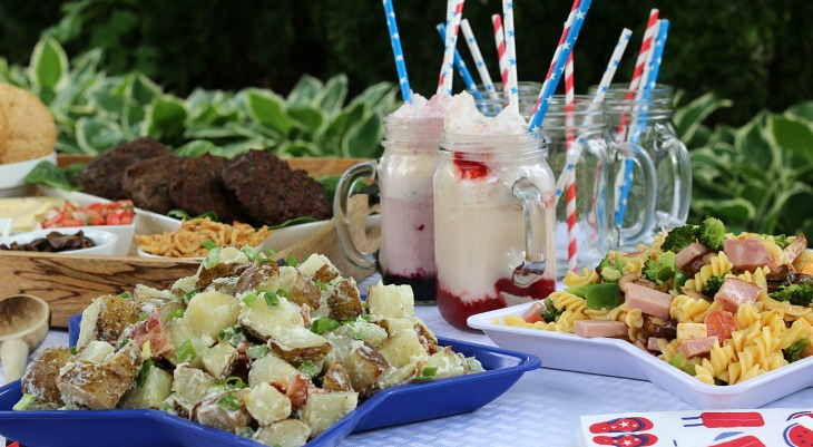 4th Of July Cookout Ideas Hoosier Homemade
