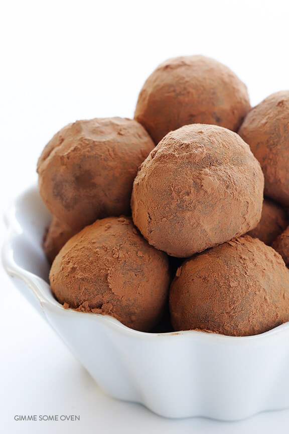 Whiskey Chocolate Truffles