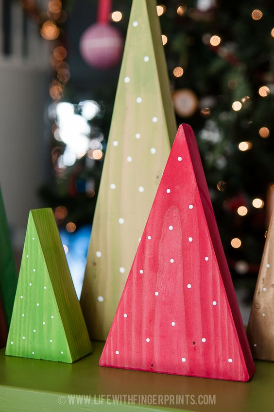 DIY Easy Christmas Tree