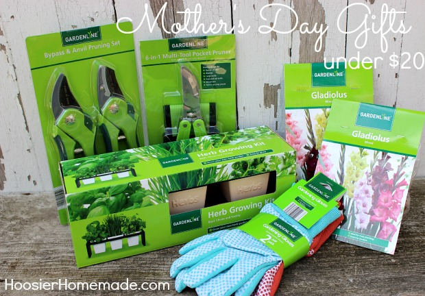 Mother 39 s day gifts under 20 from aldi hoosier homemade for Aldi gardening tools 2016
