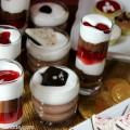 Black Forest Dessert Shooters :: HoosierHomemade.com