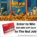 AMC Gift Card Giveaway: The Nut Job Movie