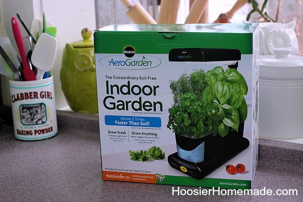 AeroGarden Indoor Gardening