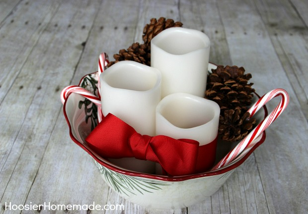 Affordable gift idea in Christmas Bowl