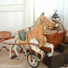 Antique-Horse