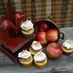 Apple Pie Cupcakes - September 2011