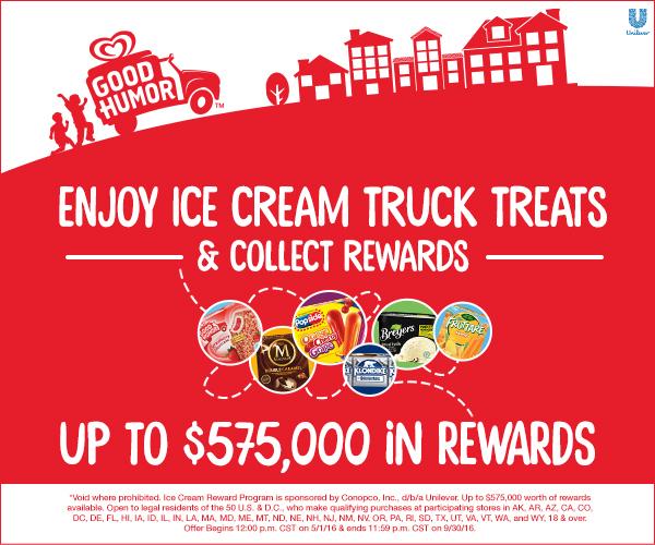 Ice Cream Truck Savings