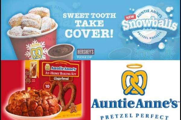 Auntie Anne's Giveaway