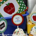 Click here to download Back To School Cupcake Toppers