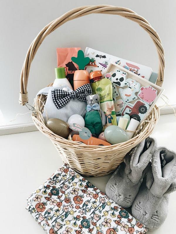 Easter Basket for Babies