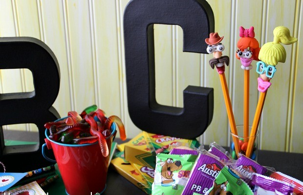Back to School Party   Details on HoosierHomemade.com