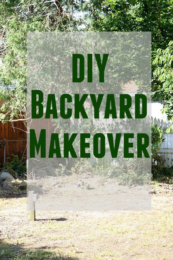 She Sheds a SUPER popular! Follow along as we show you a DIY Backyard Makeover including the building of a She Shed and landscaping!