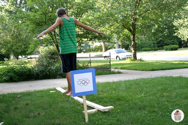 BACKYARD OLYMPICS    Get The Whole Family Involved In The Olympic Games!  These Fun