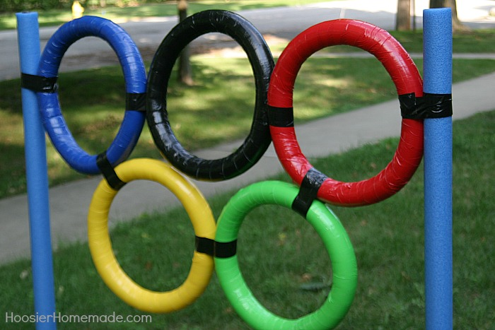 Fun olympic style games for adults