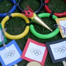Backyard Olympic Games