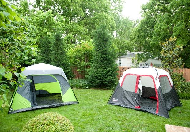 Backyard Tents available at Walmart