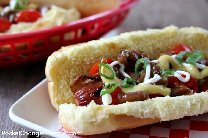 Bacon Wrapped Cowboy Hot Dogs.3