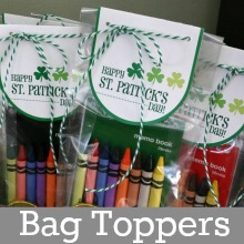 Bag Toppers - Page
