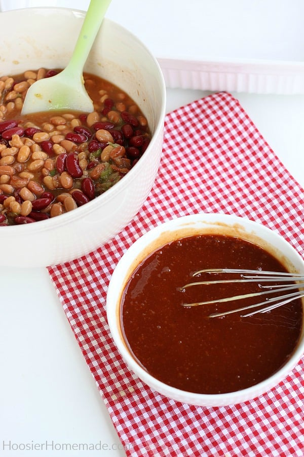 Sauce for Baked Beans Recipe
