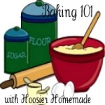 Baking 101: Measuring