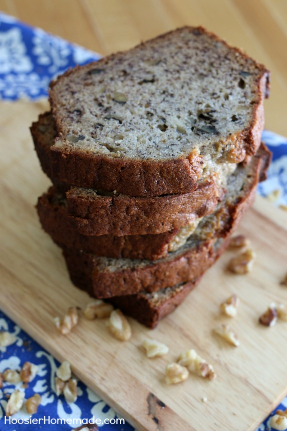 Banana bread hoosier homemade forumfinder Choice Image