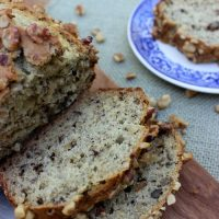 Banana Walnut Bread Starbucks Copycat Recipe Hoosier