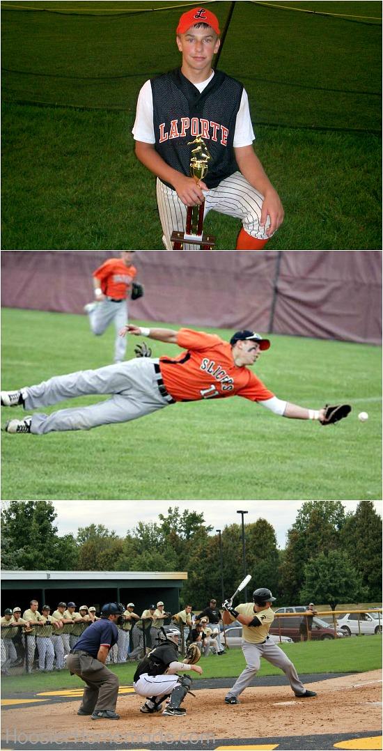Baseball Career - Nick
