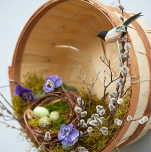 Basket.Wreath.220